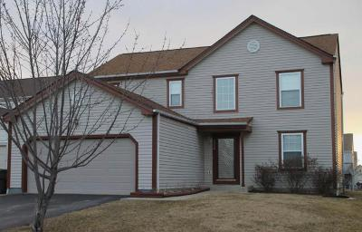 Franklin County Single Family Home For Sale: 5038 Alpha Court