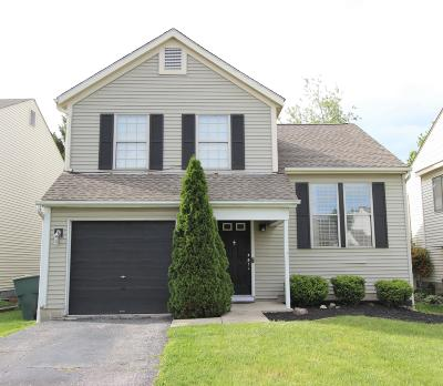 Reynoldsburg OH Single Family Home For Sale: $143,000