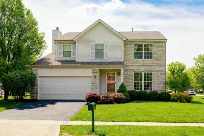 Westerville Single Family Home For Sale: 5527 Bullfinch Drive