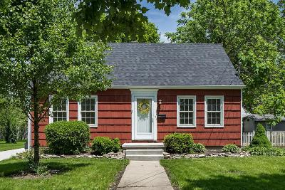 Westerville Single Family Home For Sale: 116 E Park Street