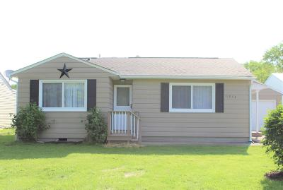 Stoutsville OH Single Family Home Pending Finance And Insp: $139,900