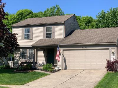 Hilliard Single Family Home For Sale: 2743 Westbreeze Drive
