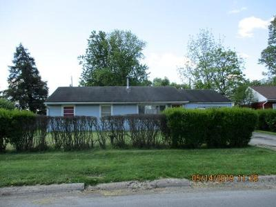 Columbus Single Family Home For Sale: 1781 S Eastbrook Drive S