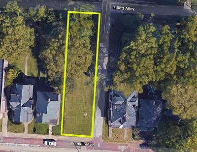 Columbus Residential Lots & Land For Sale: 1442 Franklin Avenue #2