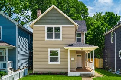 Columbus Single Family Home For Sale: 784 Miller Avenue