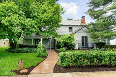 Columbus Single Family Home For Sale: 21 N Stanwood Road