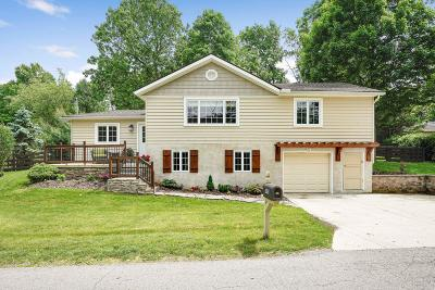 Powell Single Family Home For Sale: 115 W Reindeer Drive