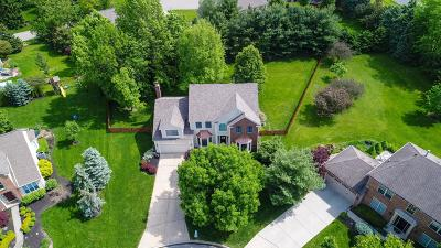 Westerville Single Family Home For Sale: 5737 Seminole Way