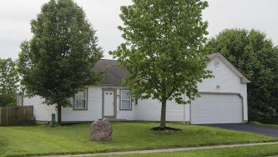 Canal Winchester Single Family Home For Sale: 5825 Empire Mills Run
