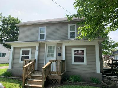 Lancaster Single Family Home For Sale: 833 3rd Street