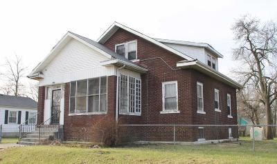 Columbus Single Family Home For Sale: 1027 E 14th Avenue