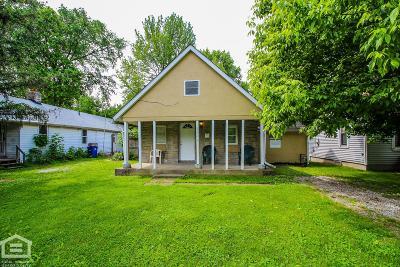 Columbus Single Family Home For Sale: 1507 Elmore Avenue