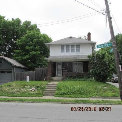 Columbus Single Family Home For Sale: 380 Fairwood Avenue