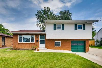 Columbus Single Family Home For Sale: 3764 Kinsey Drive