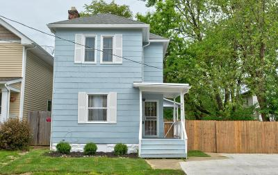 Columbus Single Family Home For Sale: 874 Wager Street