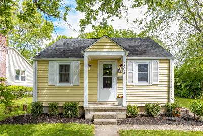 Union County Single Family Home For Sale: 808 W 9th Street