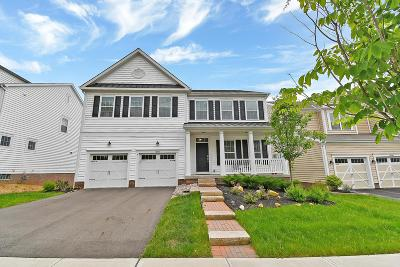 Westerville Single Family Home For Sale: 1398 Leesland Drive