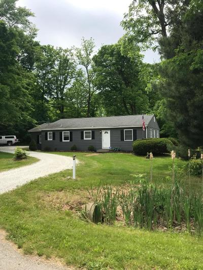 Millersport Single Family Home For Sale: 12835 Cherry Lane