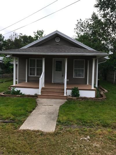 Williamsport OH Single Family Home Pending Finance And Insp: $119,900