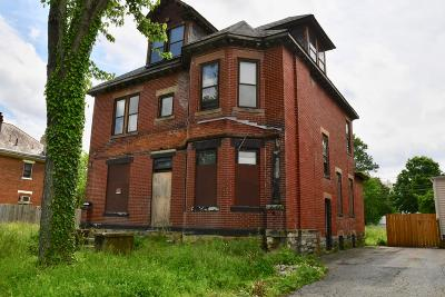 Columbus OH Single Family Home For Sale: $200,000