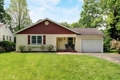 Columbus OH Single Family Home For Sale: $189,900