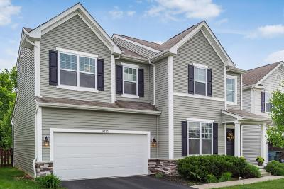 Blacklick Single Family Home For Sale: 8523 Haleigh Woods Drive