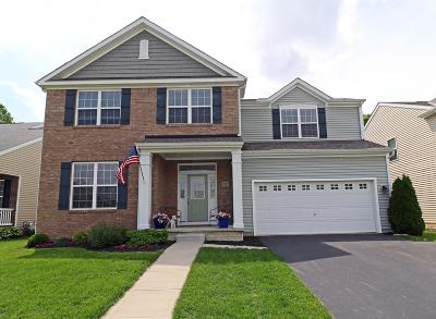 Westerville Single Family Home For Sale: 5807 Pittsford Drive