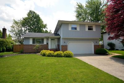 Columbus OH Single Family Home For Sale: $220,000