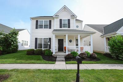 Canal Winchester Single Family Home For Sale: 6777 Bigerton Bend