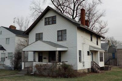Columbus Single Family Home For Sale: 2738 Cleveland Avenue
