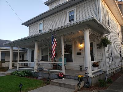 Fayette County Multi Family Home For Sale: 309 S North Street
