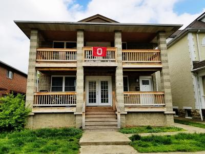 columbus Multi Family Home For Sale: 86 W 8th Avenue