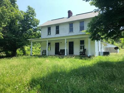 Jackson County Single Family Home For Sale: 1892 State Route 279