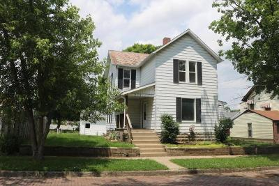 Mount Vernon Single Family Home For Sale: 203 E Sugar Street