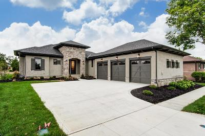 Dublin Single Family Home For Sale: 7086 Tuscany Drive