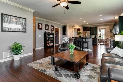 Powell Single Family Home For Sale: 3209 Winding Woods Drive