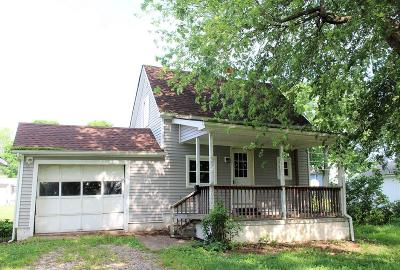 Lancaster Single Family Home For Sale: 607 Slocum Avenue