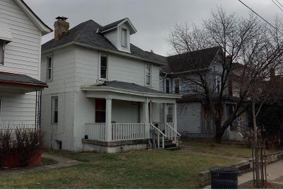 Columbus Single Family Home Sold: 1260 Parsons Avenue