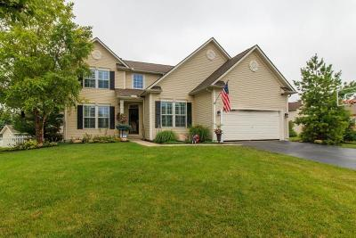 Grove City Single Family Home For Sale: 4848 Adwell Loop
