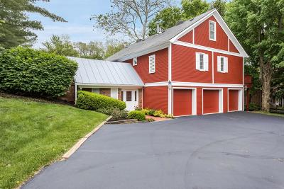 Columbus Single Family Home For Sale: 720 Gatehouse Lane