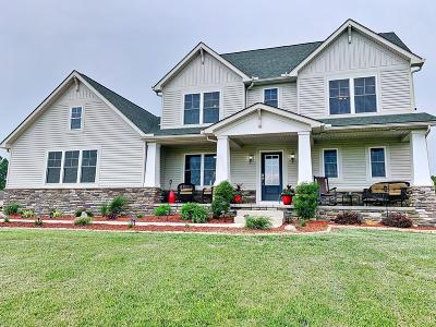 Centerburg Single Family Home For Sale: 14775 Ulery Road