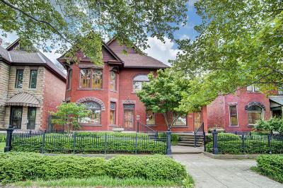 Columbus Single Family Home For Sale: 754 Neil Avenue
