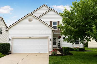 Single Family Home Sold: 1561 Tillinghast Drive