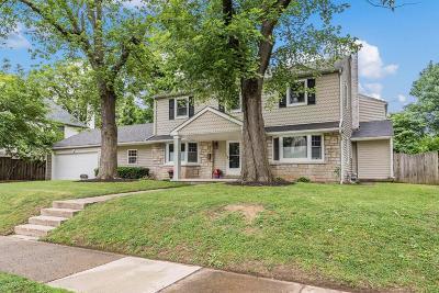 Columbus Single Family Home For Sale: 2710 Dale Avenue