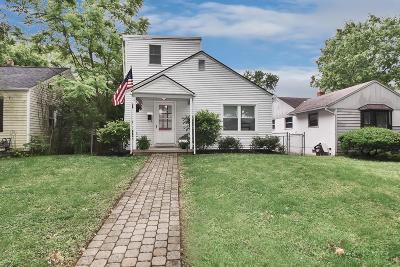 Bexley Single Family Home For Sale: 2725 Allegheny Avenue