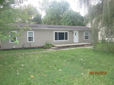 Pataskala Single Family Home For Sale: 13785 Cleveland Road SW