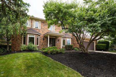 Westerville Single Family Home For Sale: 348 Tallowwood Drive
