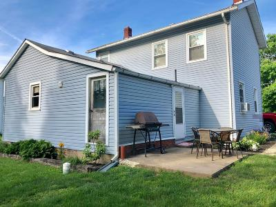 Tarlton OH Single Family Home For Sale: $119,900