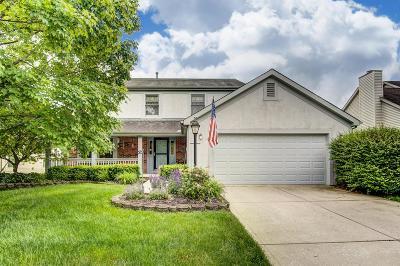 Hilliard Single Family Home For Sale: 3741 Stonesthrow Lane