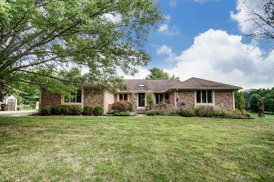 Powell Single Family Home For Sale: 2080 Carriage Road